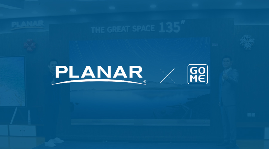 PLANAR opens the first offline experience shop in China